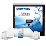 Hayward W3AQR9 AquaRite In-Ground Pool Salt Chlorination - 25K Gallons