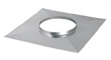 Stainless Steel Top Plate - 8""