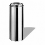"Stainless Steel Class A Double Wall Chimney Pipe Length - 8"" x 12"""