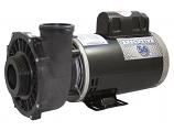 Pump: 4.0Hp 230V 2-Speed 56 Frame Executive