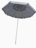 280mm Silver Field Umbrellas By Zenport