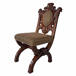 Sir Raleigh Dining Chair By Design Toscano