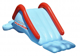 Swimline 90809 SuperSlide Inflatable In-Ground Pool Water Slide