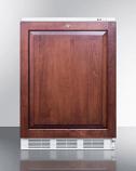 Medical Built-in Under-Counter Manual Defrost -25 C Upright Freezer VT65ML7BIIF