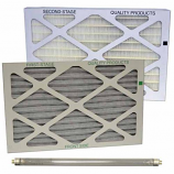 2 Year Kit for Air Purifier (2 Filter Sets + 2 UVC Lamps)