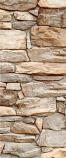 American Chimney Supplies Decorative Chimney Housing Kit - Stone 3-72''