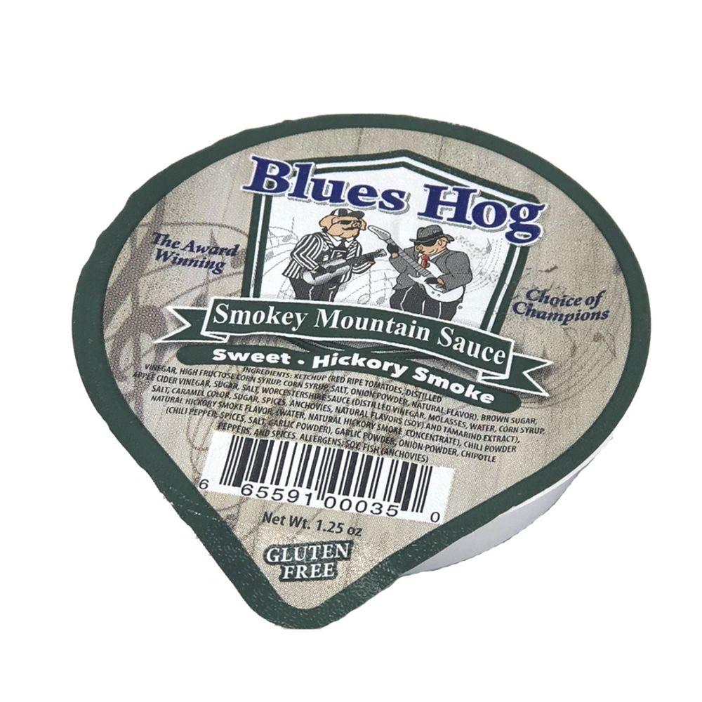 Blues Hog 1.25 oz Smokey Mountain Sauce Foil Dipping Cup