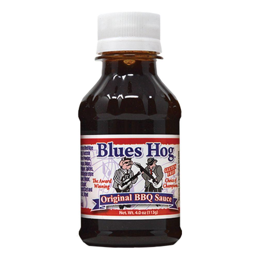 Blues Hog 4 oz Original Sauce