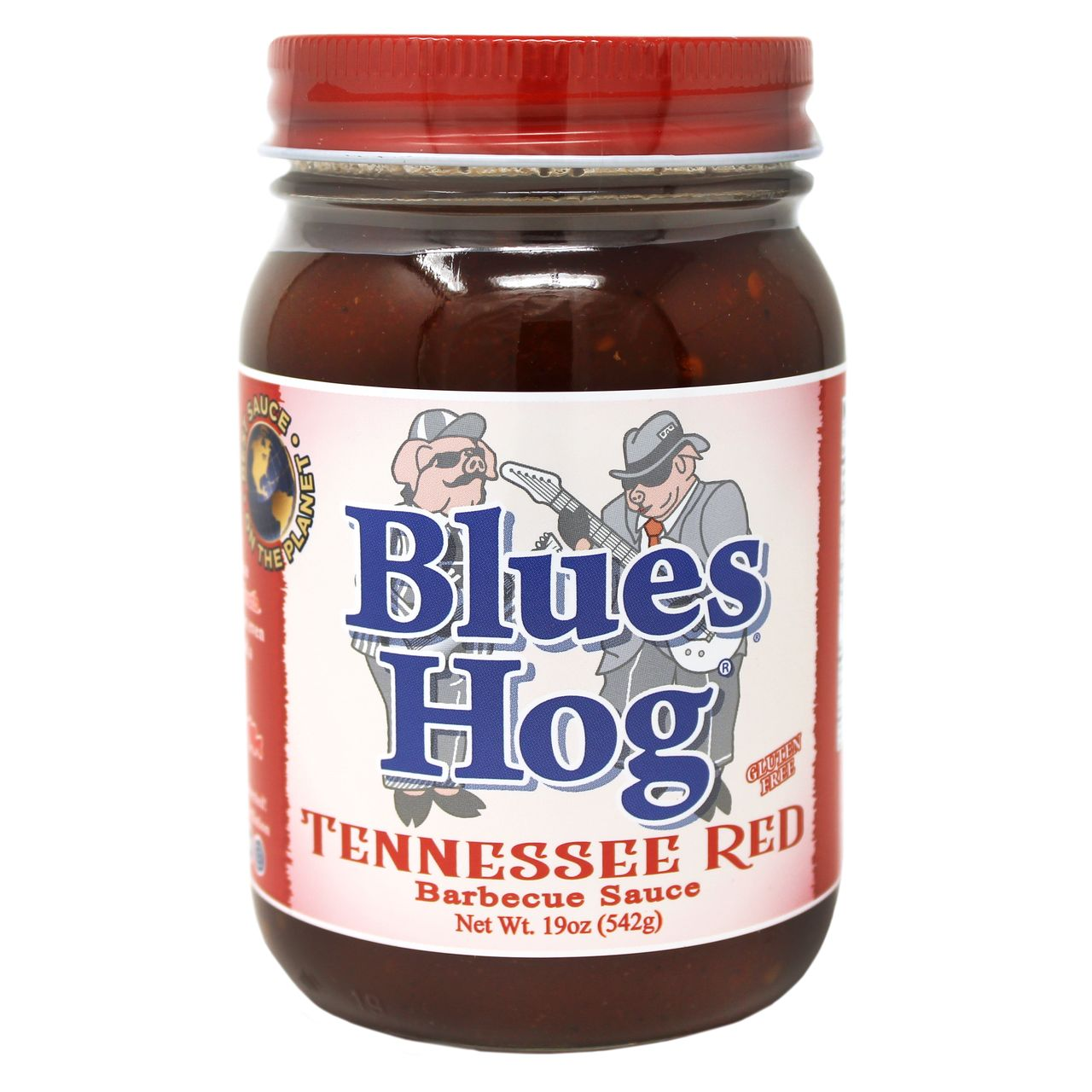 Blues Hog 19 oz Tennessee Red Sauce