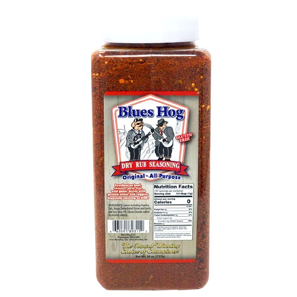 Blues Hog 26 oz Original Dry Rub Seasoning
