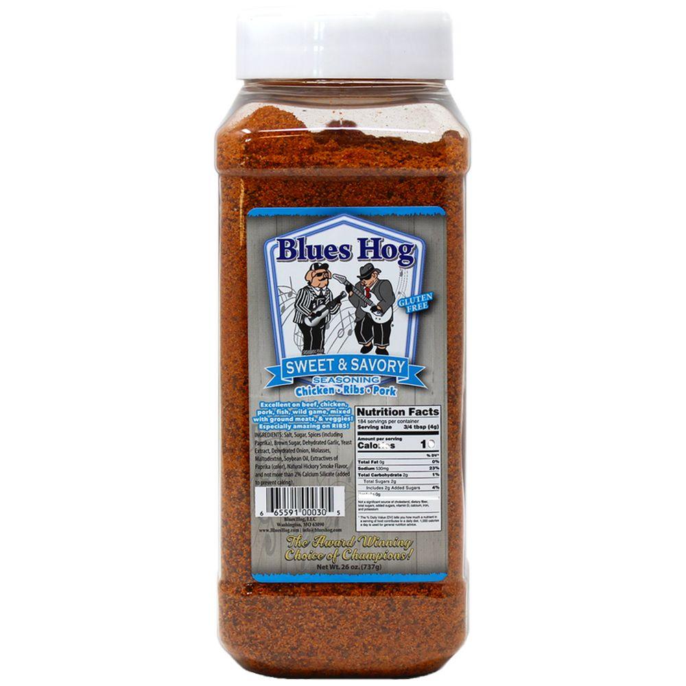 Blues Hog 26 oz Sweet & Savory Seasoning