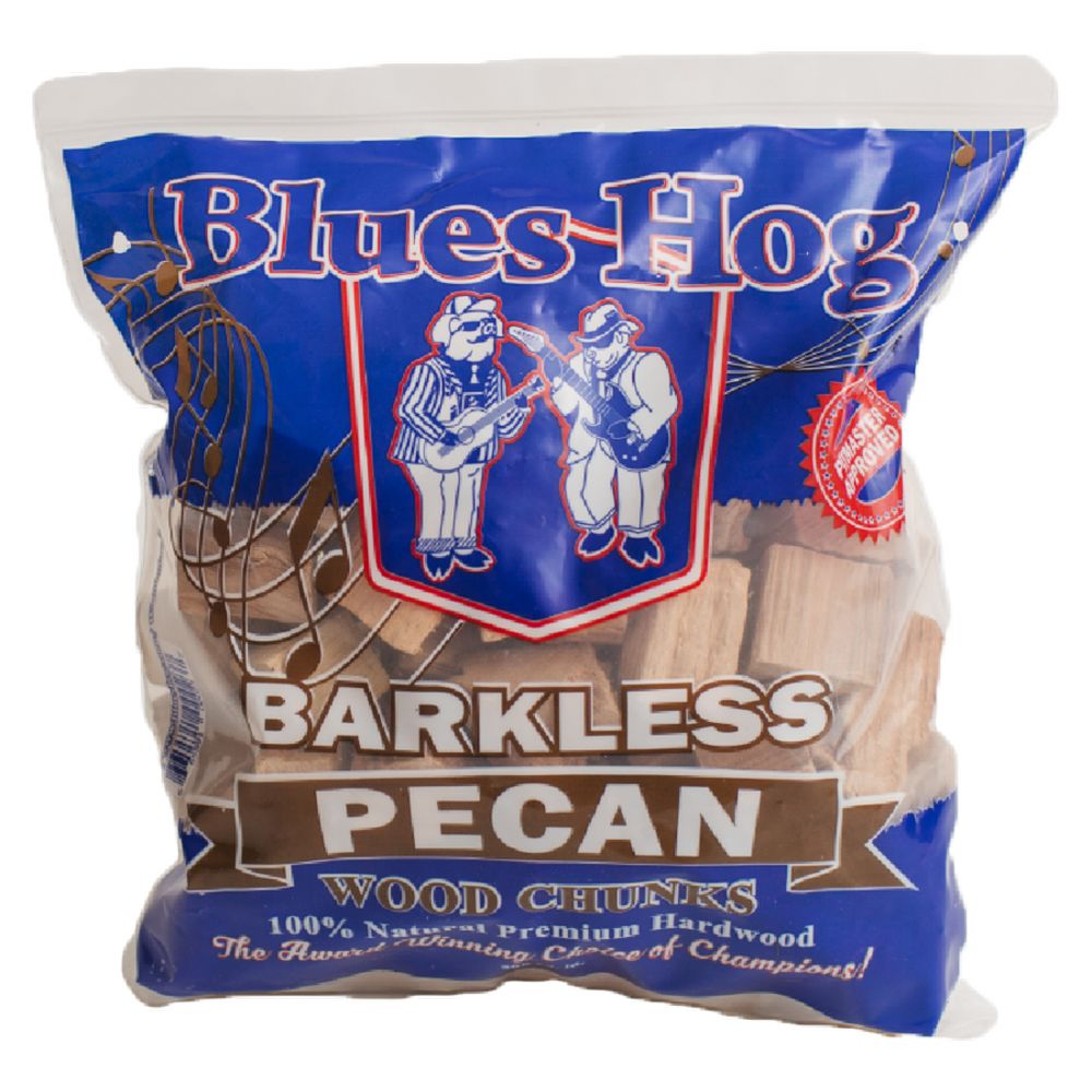 Blues Hog 300 Cubic Inch Barkless Pecan Wood Chunks