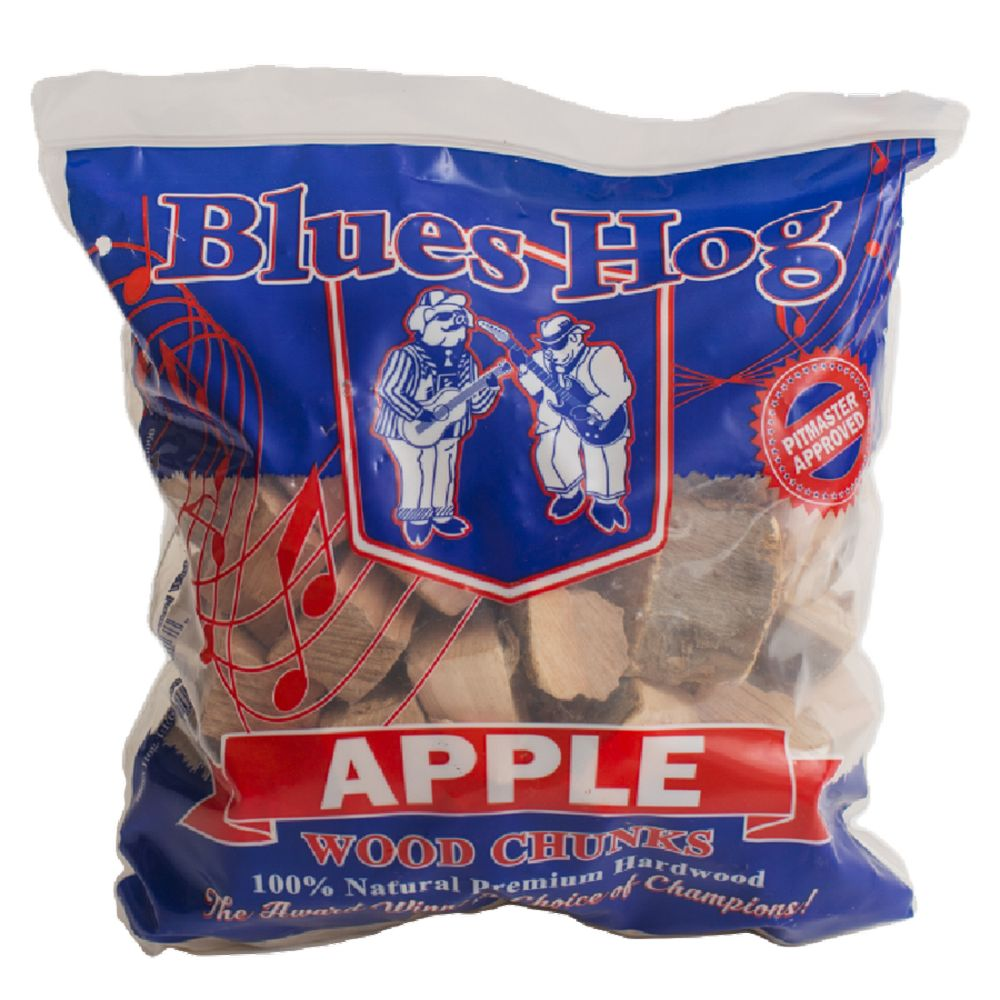 Blues Hog 300 Cubic Inch Apple Wood Chunks