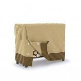 Dura Covers LRFP5501 Fade Proof Heavy Duty 4 Foot Log Rack Cover in Tan