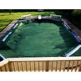 Swimline RIG1836R Ripstopper Winter Rectangle - 18x36 ft