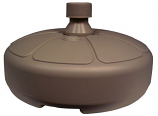 Umbrella Base-Earth Brown By Adams MFG