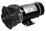 Pump: 1.5Hp 230V 60Hz 2-Speed 48 Frame Hi-Flo