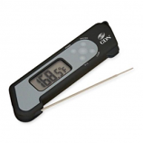 CDN TCT572-BK ProAccurate Folding Thermocouple Thermometer - Black