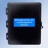 JED 403 Corona Discharge Ozone Generator for Pools - 30,000 Gallons