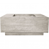 Prism Hardscapes Tavola 7 Fire Table in Natural - NG