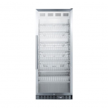 Summit ACR1151 Mid-Sized Pharmaceutical All-Refrigerator - SS