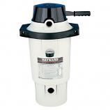 Hayward W3EC40AC Perflex DE Pool Filter With Clamp -17.9x26.6x14.2 Inch