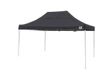 10x15 ST Pop-up Canopy with Black Roller Bag and Black Cover