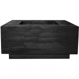 Prism Hardscapes Tavola 2 Fire Table in Ebony - NG
