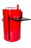 Gateway Drum Smoker Side Table
