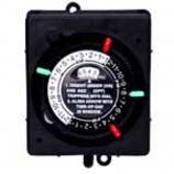 Intermatic PB914N66 24Hr Timer Manual Override 208-277 VAC 48 Trippers