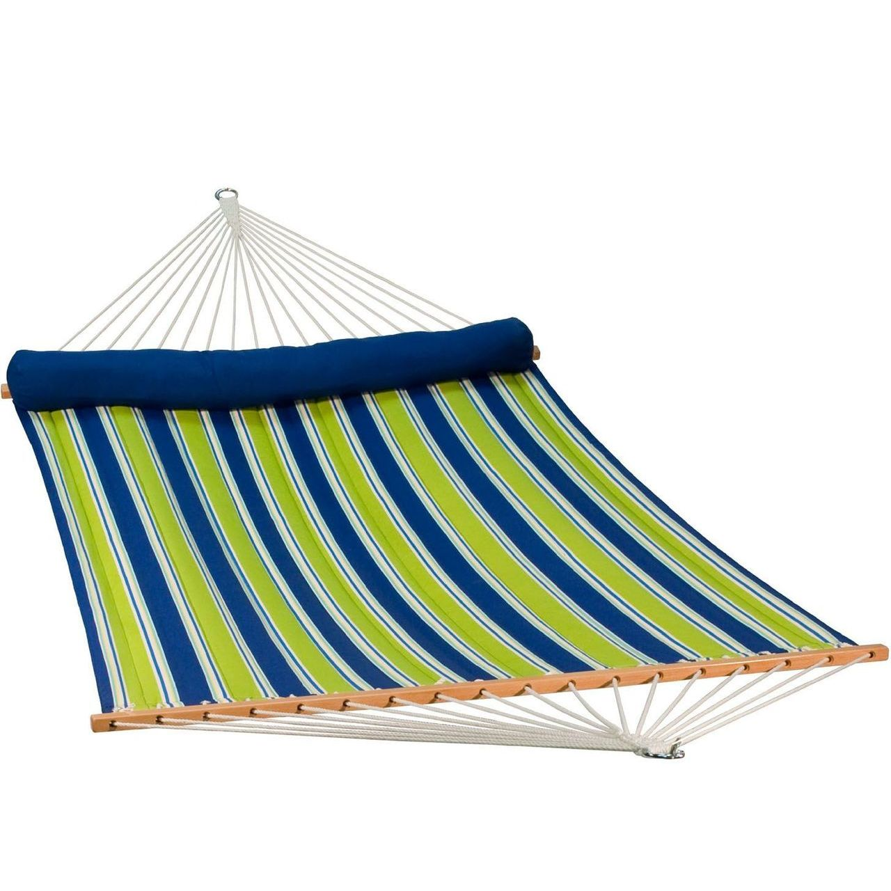 Gleason Quilted Hammock With Matching Pillow