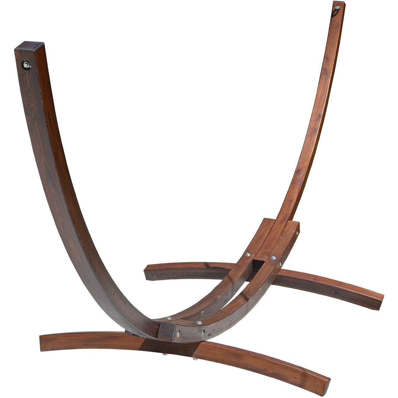 Gleason 12' Wood Arc Frame For 11' Hammocks