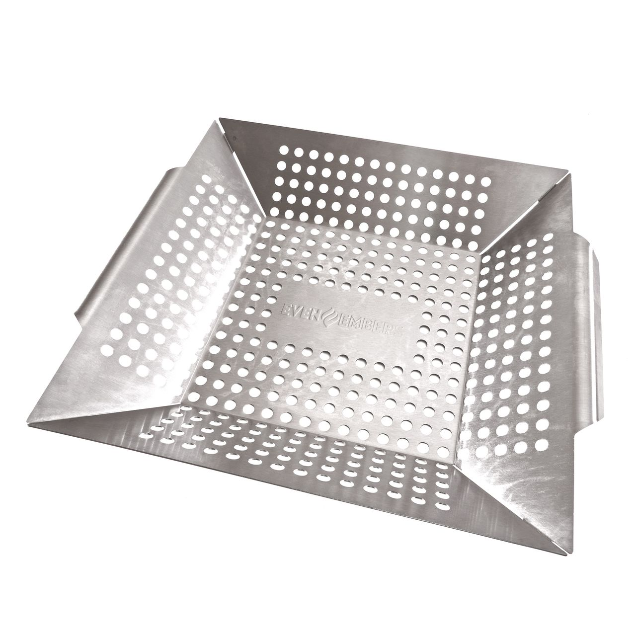 Even Embers Stainless Steel Grill Basket