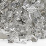"""AFG AFF-STFRRF12-10 Starfire 10 lbs. Reflective Fire Glass - 1/2"""""""