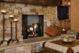 Majestic Herringbone Brick Refractory Extensions