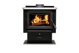 Ashley Hearth AW2020E-P Pedestal Wood Stove - 2000 Sq. Ft.