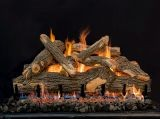 "36"" Arizona Weathered Oak 9 Piece Logs - LOGS ONLY"