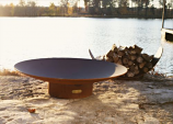 Asia 48 Fire Pit AS48 By Firepit Art
