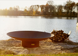 Asia 60 Fire Pit AS60 By Firepit Art