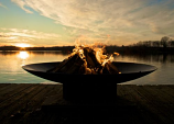 Asia 72 Fire Pit AS72 By Firepit Art