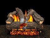 Aspen Whisper Logs With Burner