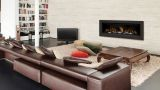 "Direct Vent Linear 65"" Gas Fireplace - Liquid Propane"