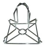 21Century B43A5 Collapsible Beer Can Chicken Rack
