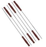 21Century B66A3 Wood Handle Skewers - 20""