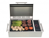 Frontier All Seasons Portable 120V Electric Grill by Kenyon Custom