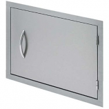 Horizontal Door for Outdoor Grill Islands - 27 Inches