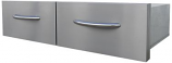 Cal Flame 2 Horizontal Drawers