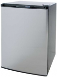 CalFlame Stainless Steel Refrigerator