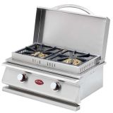 Calflame DLX Double Side by Side Burner