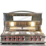 Cal Flame Built-In Top Gun Convection 5 Burner Gas BBQ Grill - LP